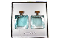 Azzaro Chrome 100ml edt + 100ml ash - Zestaw
