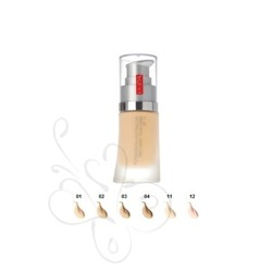 PUPA No Transfer Foundation Ultra Comfort  30ml - 01 Nude