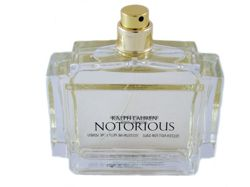Ralph Lauren Notorious 75ml edp Tester