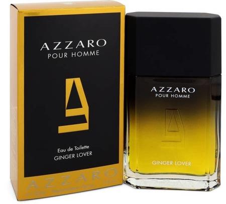 azzaro azzaro pour homme ginger lover