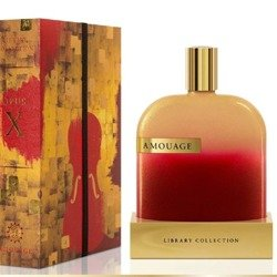 amouage library collection - opus x