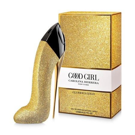 carolina herrera good girl collector edition glorious gold