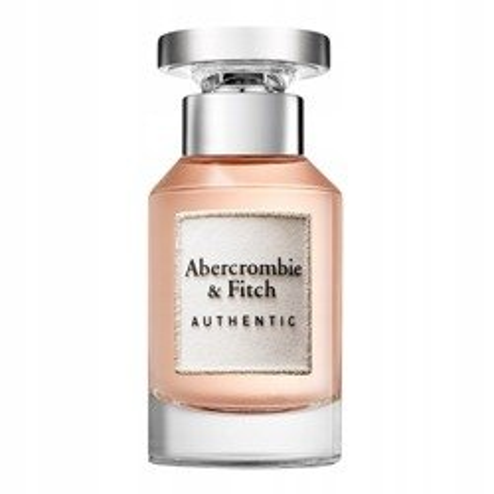 abercrombie & fitch authentic woman woda perfumowana 100 ml tester
