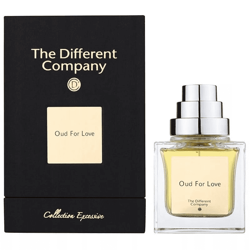 the different company collection excessive - oud for love