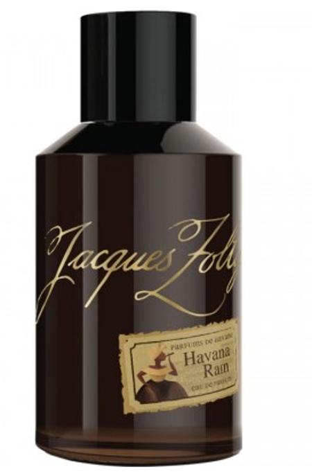 jacques zolty parfums de havane - havana rain