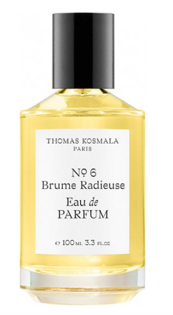 thomas kosmala no 6 - brume radieuse