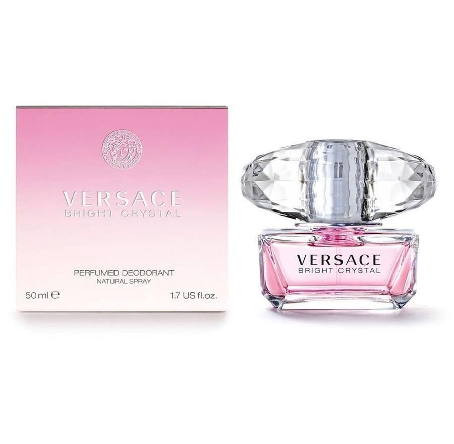 Versace Bright Crystal perfumowany dezodorant spray 50ml