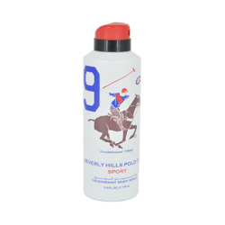Beverly Hills Polo Club Men Sport Nine 175ml Dezodorant Spray