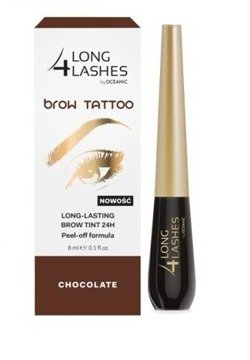 Brow Tattoo preparat do permanentnego makijażu brwi Chocolate 8ml