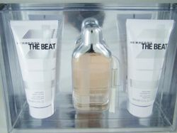 Burberry The Beat 75ml edp + 100ml + 100ml - Zestaw