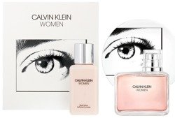 CALVIN KLEIN Women EDP 100ml + BODY LOTION 100ml