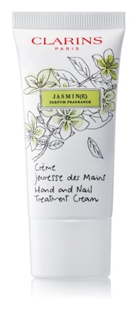 CLARINS Hand & Nail Treatment Cream Jasmine 30ml Tester