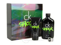 Calvin Klein One Shock for Him 200ml edt +100ml