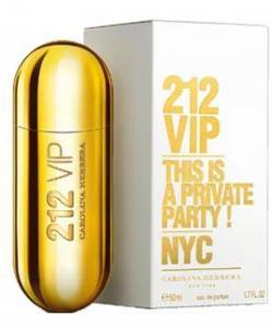 Carolina Herrera 212 Vip 80ml
