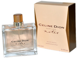 Celine Dion Notes 100ml edt