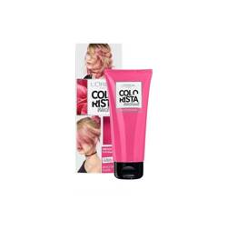 Colorista Washout zmywalna farba do włosów 9 Hot Pink Hair 80ml