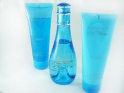 Davidoff Cool Water 100ml edt + 75ml +75ml Zestaw