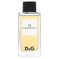 Dolce & Gabbana Anthology 14 La Temperance100ml edt Tester
