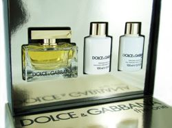 Dolce & Gabbana The One 75ml + 100ml +100ml