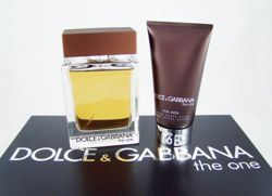 Dolce & Gabbana The one 100ml + 75ml Zestaw