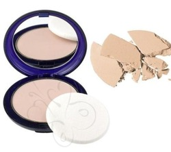Double matte pressed powder - puder prasowany matujący - 02 Light-Medium