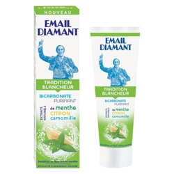 Email Diamant Tradition Blancheur 75ml