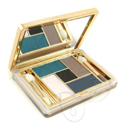 Estee Lauder Pure Color Five Color EyeShadow Palette 01 Blue Dahlia 7.6g