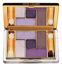 Estee Lauder Pure Color Five Color EyeShadow Palette 12 Velvet Orchids 7.6g