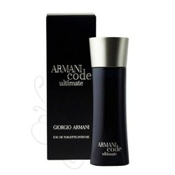 Giorgio Armani  Code Ultimate Intense 75ml edt