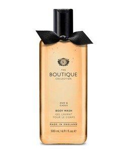 Grace Cole Boutique Body Wash żel pod prysznic Oud & Cassis 500ml