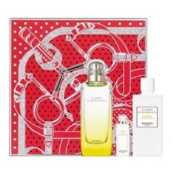 HERMES Le Jardin De Monsieur Li EDT 100ml + BODY LOTION 80ml + MINIATURA EDT 7,5ml