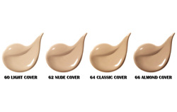 ISADORA Cover Up Foundation & Concealer 62 Nude Cover 35ml