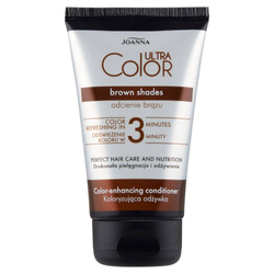 JOANNA Ultra Color Color-Enhancing Conditioner Brown Shades 100g