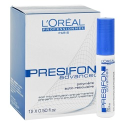 L'OREAL PROFESSIONNEL Presifon Advanced Pre-Perm Micro-Emulsion Treatment 12x15ml