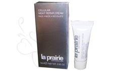 La Prairie Cellular Resurfacing Night Repair Cream Face - Neck – Decollete - 5ml - Próbka