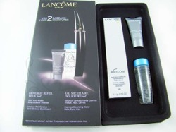 Lancome Virtuose  01  Black 6,5g + 15ml + 5ml - Zestaw