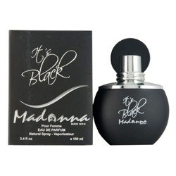 MADONNA It's Black EDP spray 100ml