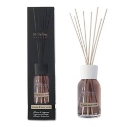 Natural Fragrance Diffuser pałeczki zapachowe Incense & Blond Woods 100ml