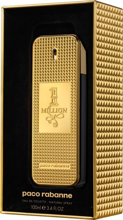 PACO RABANNE 1 Million Collector's Edition EDT 100ml
