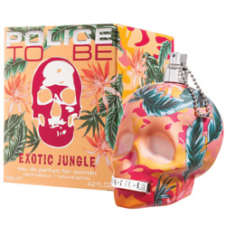 POLICE To Be Exotic Jungle For Woman EDP 125ml