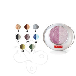 PUPA Luminys Duo Baked Eyeshadow Multi-Effect 2.2g - 20 Bubble/Pink
