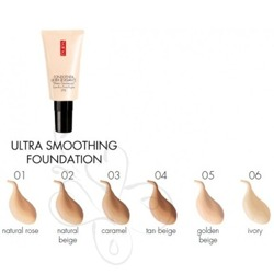 PUPA Ultra Smoothing Foundation 01 Natural Rose 35