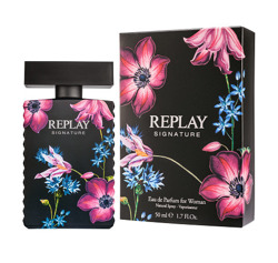 REPLAY Signature EDP 50ml
