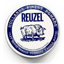 REUZEL Hollands Finest Pomade Clay Matte Pomade 340g