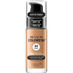 REVLON ColorStay Combination/Oily skin 350 Rich Tan 30ml z pompką