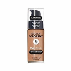 REVLON ColorStay combination/oily skin 330 Natural Tan 30ml z pompką