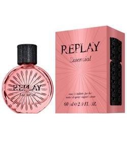 Replay Essential for Her 60ml edt