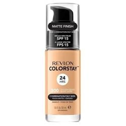 Revlon ColorStay Combination/Oily skin 300 Golden Beige 30ml z pompką
