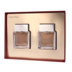 SET CALVIN KLEIN Euphoria Men EDT spray 100ml + AS 100ml