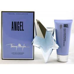 SET THIERRY MUGLER Angel EDP spray 50ml + BODY LOTION 100ml